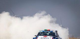 Bruno Magalhães é terceiro após o primeiro dia do Rali do Chipre