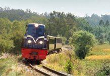 Comboio Histórico regressa ao Vouga