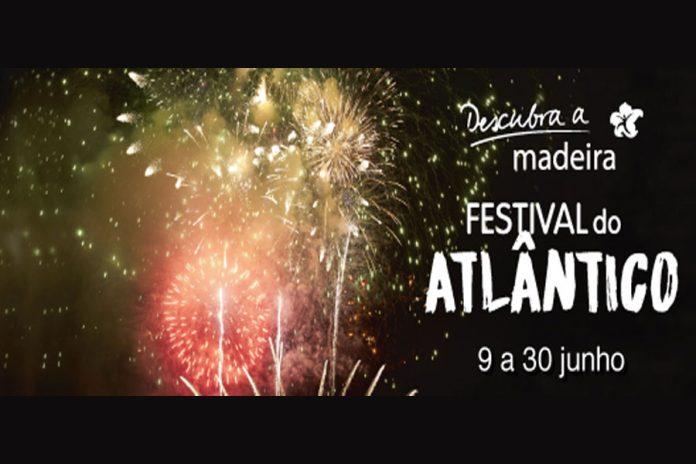 """Festival do Atlântico 2018: """"Festa com o Fogo"""" projeta arte mexicana na baía do Funchal"""
