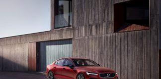 Chegou o novo Volvo S60