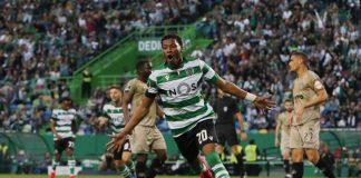 Sporting vence o Boavista por 2-0