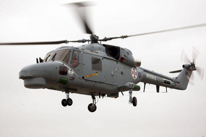 Helicóptero da Marinha Portuguesa realiza primeiro voo após processo de modernização