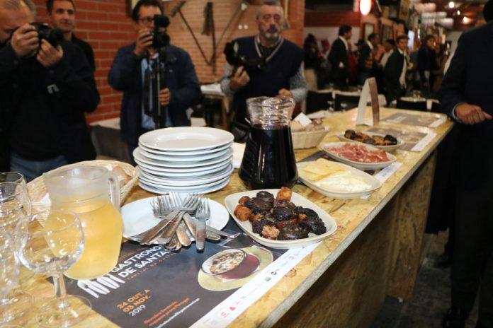 Festival Nacional de Gastronomia