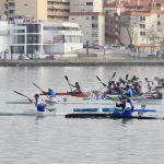 Campeonato Regional de Fundo da Bacia do Tejo em canoagem na Baía da Amora, CCA,