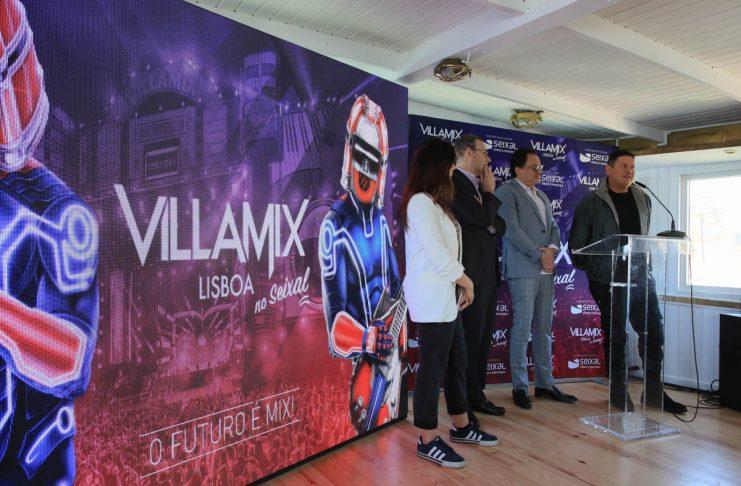 Baía do Seixal é o novo palco da 3ª. Edição do VillaMix Lisboa