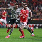 Benfica diz adeus à Liga Europa