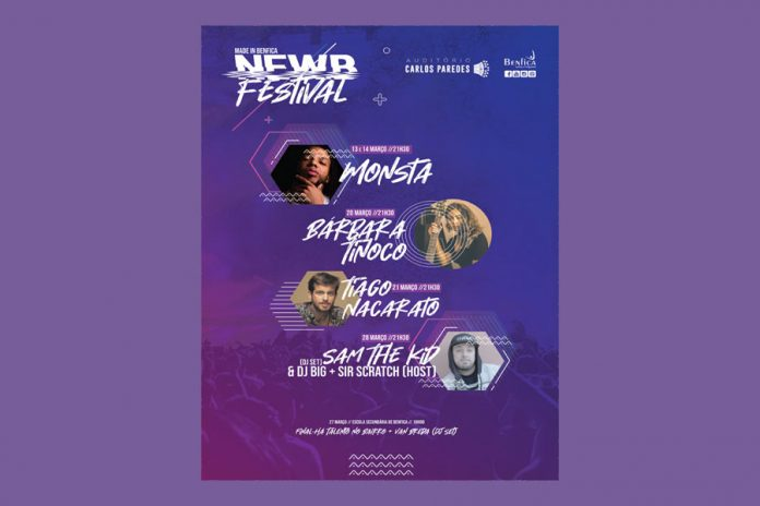 Mês da Juventude com grandes concertos no New.B Festival