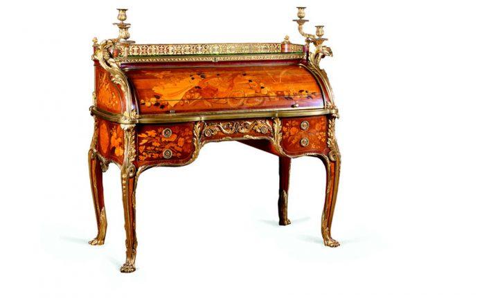 Museu Calouste Gulbenkian apresenta exposição dedicada à Idade de Ouro do Mobiliário francês