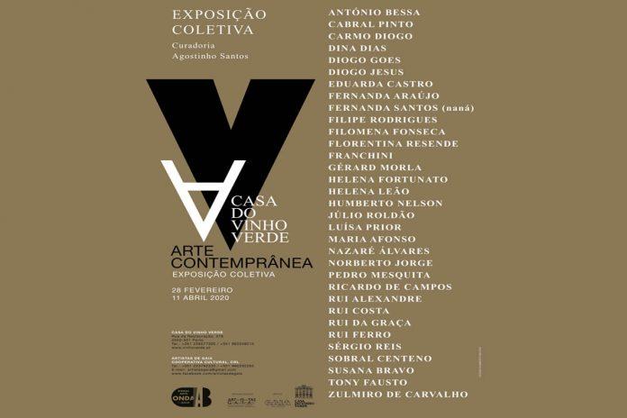 CASA DO VINHO VERDE RECEBE PROJECTO ONDA BIENAL 2020