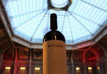 Essência do Vinho. Salão Árabe recebe Vinhos Borges para uma prova especial