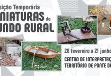 Miniaturas do Mundo Rural em exposição