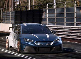 Estreia mundial: CUPRA revela o CUPRA e-Racer totalmente elétrico e o CUPRA Leon Competición