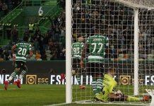 Ruben Amorim estreia-se a vencer no comando técnico do Sporting