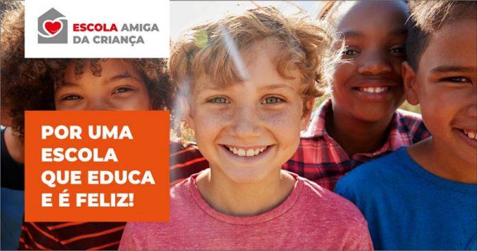 No Dia Nacional do Estudante note! integra Escola Amiga da Criança