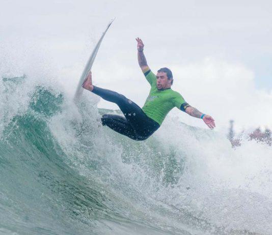WQS – Vasco Ribeiro termina no 9.º lugar em Sydney