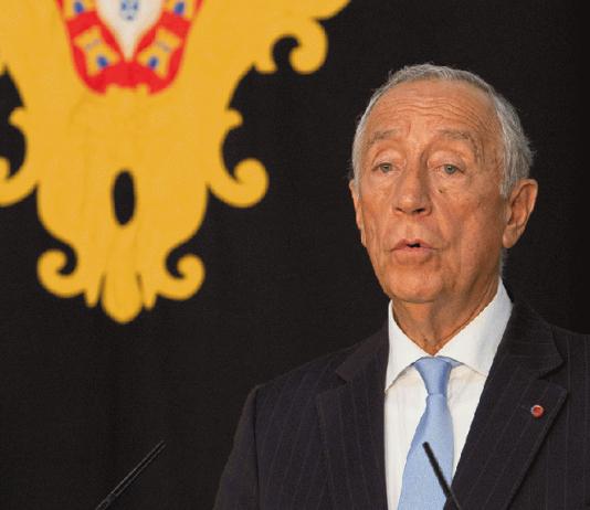 Presidente da República deixa mensagem de esperança ao País