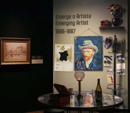 Suspensão, até dia 1 de abril, da exposição Meet Vincent Van Gogh