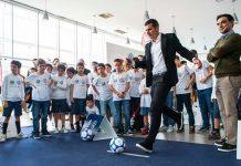 Volkswagen e Figo levam adeptos portugueses ao Euro-2020