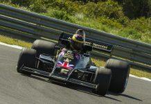 Fórmula 1 Históricos: 'Exclusive Test Day' no Autódromo do Estori