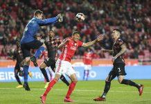 Benfica tropeça na Luz frente ao Moreirense, e perde liderança do campeonato