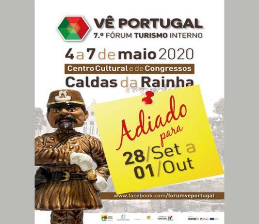 Fórum Vê Portugal reagendado para setembro