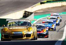 Miguel Paludo e Alceu Feldmann vencem pela Carrera Cup em Interlagos