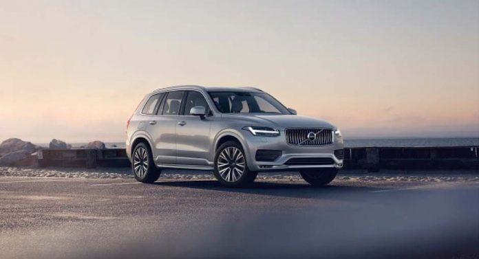 """Volvo XC90 é o """"Automóvel da Década"""""""