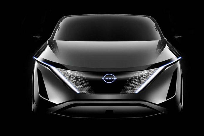 Nissan inspira-se nos cavaleiros e herda o escudo para marcar os seus caminhos futuros de design