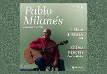 Tour Esencia de Pablo Milanês vai também passar pelo Porto