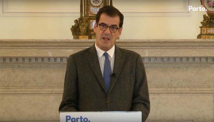 Rui Moreira pede a António Costa que decrete Estado de Emergência
