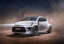 Toyota GR Yaris com registo online para mais informações