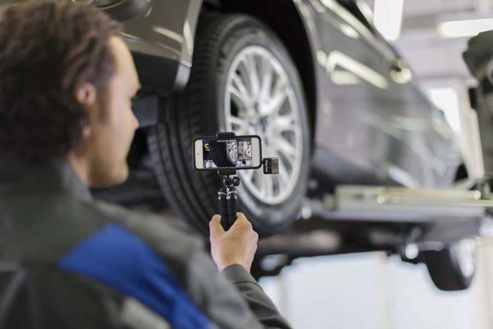 """Assistência, Manutenção e Higienização """"No Touch"""": Ford Assegura Serviços aos Condutores Prioritários"""