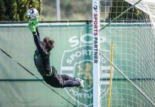 Sporting prepara deslocação a Guimarães