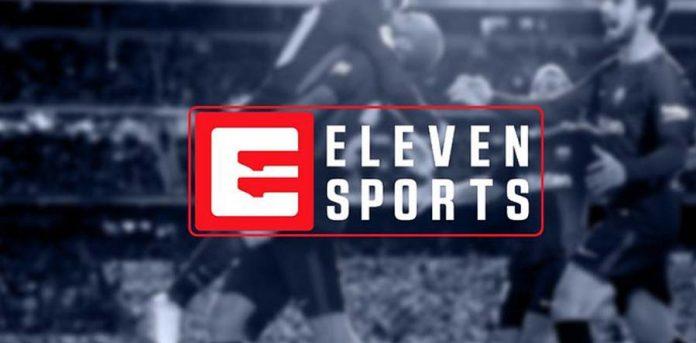 Eleven Sports transmite em direto