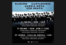 Rancho de Cantadores de Aldeia Nova de São Bento com novas datas para os espetáculos em Lisboa e no Porto