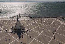 Televisão belgaRTBF, elogia Portugal pelas medidas tomadas para lidar com o COVID-19
