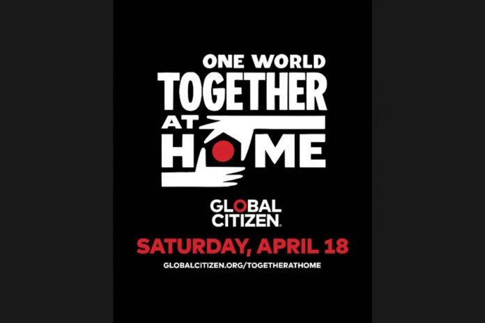 """MTV PORTUGAL TRANSMITE """"ONE WORLD: TOGETHER AT HOME"""", O EVENTO QUE UNE ESTRELAS INTERNACIONAIS NA LUTA CONTRA A COVID-19"""