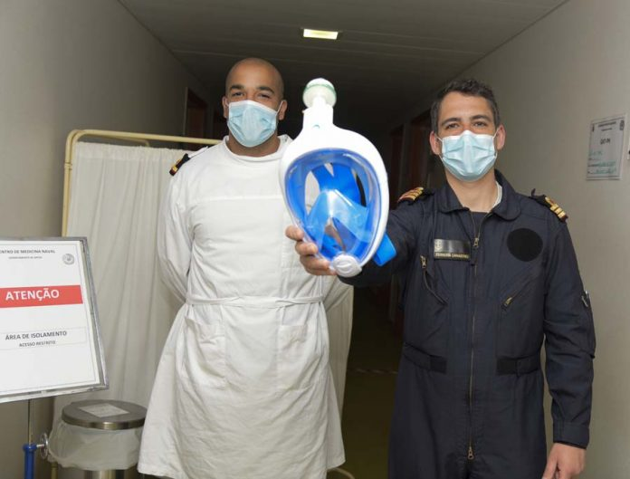 combate à pandemia