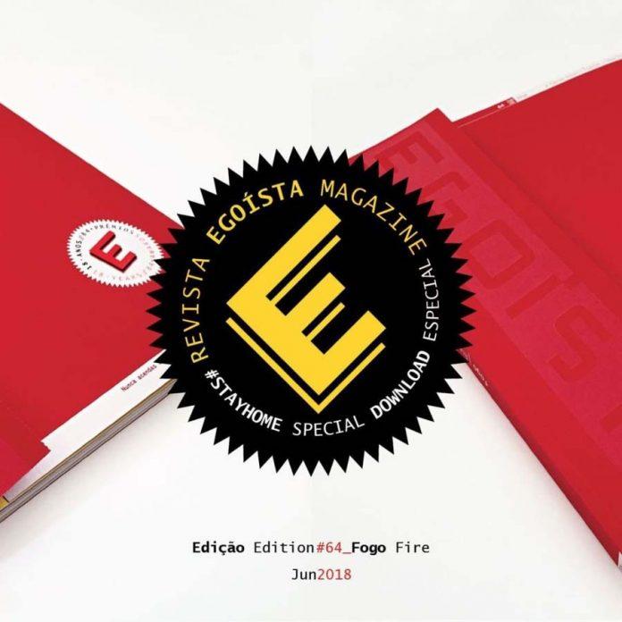 """Revista """"Egoísta"""" agora em formato digital gratuito"""