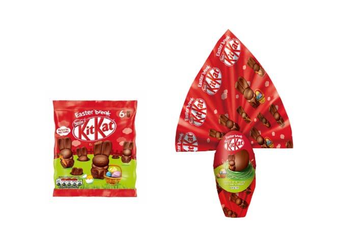 Novidades Nestlé® para uma Páscoa mais divertida
