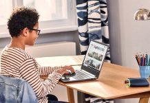 Microsoft apoia alunos e professores