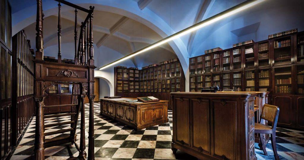 Biblioteca Eugenio Almeida