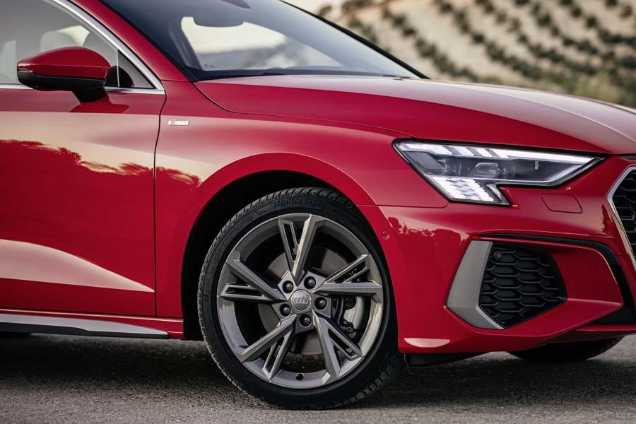 Novo modelo Audi A3