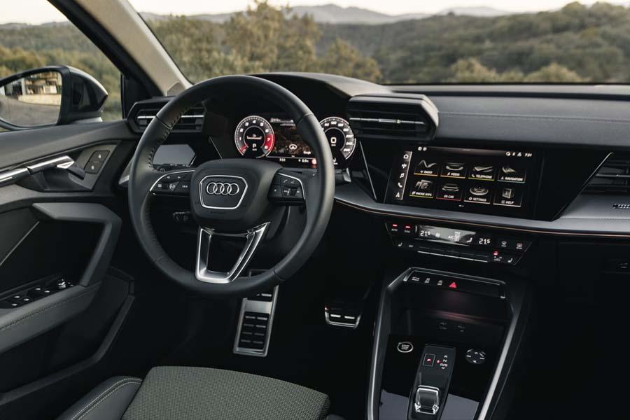Cockpit Audi A3