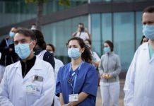 Coronavírus infetados Portugal