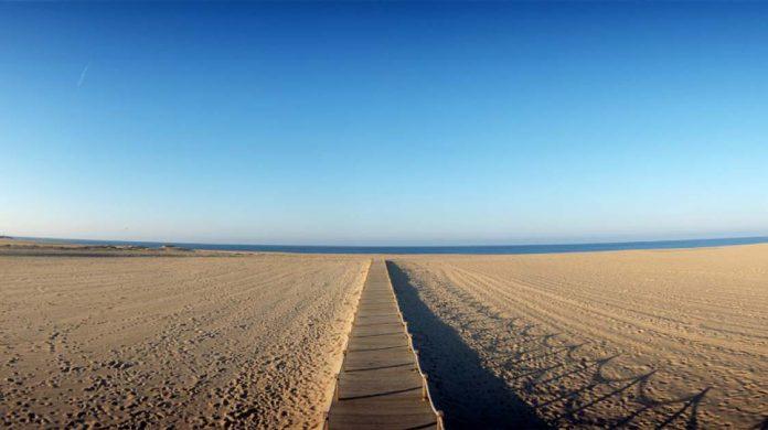 Praias Centro de Portugal bandeiras azuis