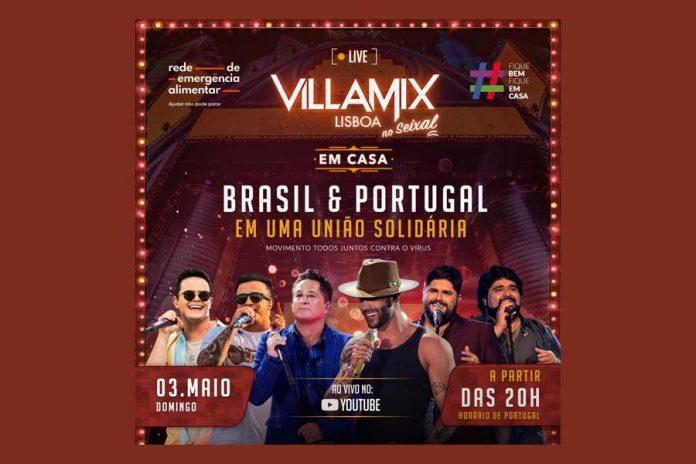 Villamix em Casa