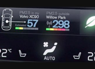 Air Quality Volvo