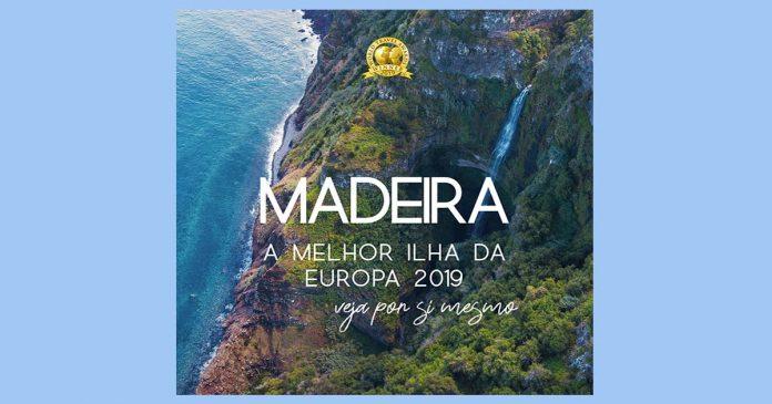 Melhor destino Insular da Europa Madeira