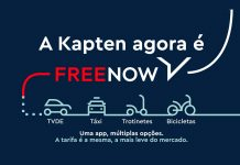 Kapten FREE NOW
